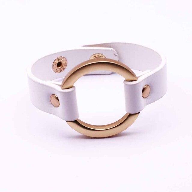 DD Pu Leather Bracelets...