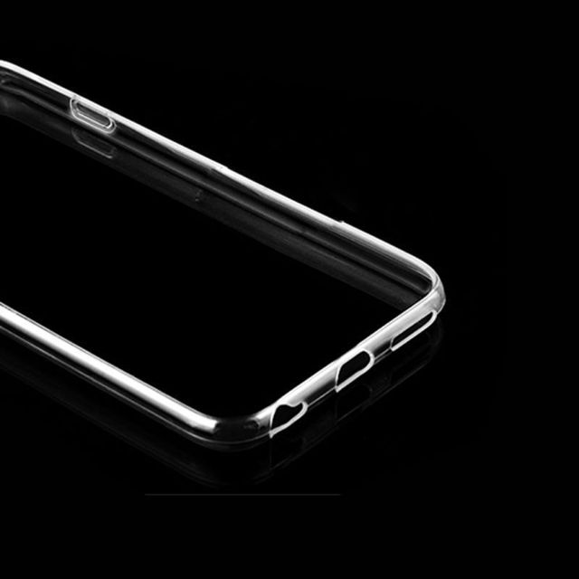 For case iphone xs luxury thin clear 360 transparent soft protector coque Case for iphone 6 s iphonex 7 8 plus 5 5s se cases