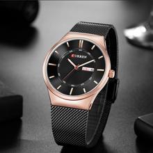 цены Ultra Thin Men's Wrist Watch 2019 Luxury Brand Stainless Steel Male Quartz Men Wrist Watch Man Relogio Masculino De Luxo