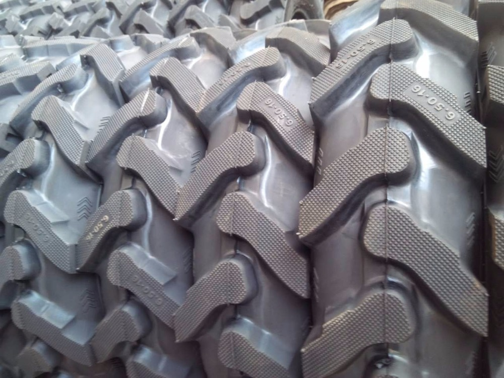 6.50-16 tyre with tube, for Chinese brand tractor like Lenar, Jinma, Foton etc,new designed 6ply rating herringbone pattern free shipping 10pcs 100% new scanpsc100f