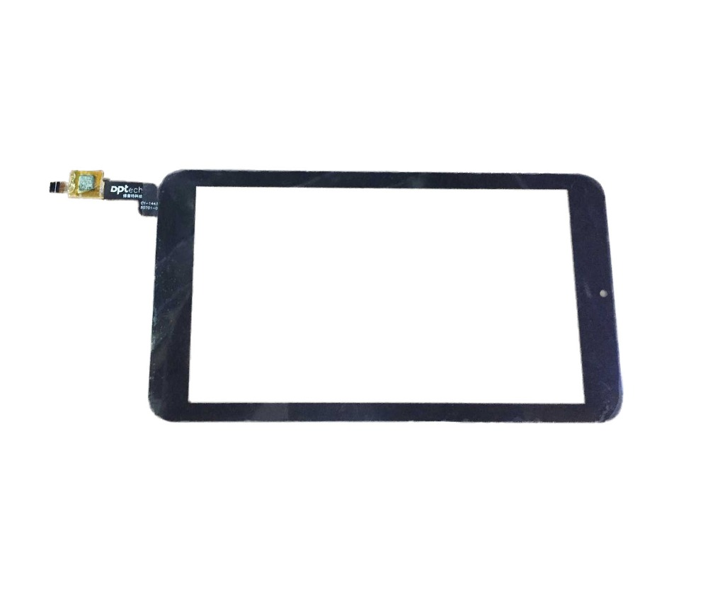 New 7 Touch Screen Digitizer Replacement For ALCATEL ONE TOUCH I216X PIXI 7 3G Tablet PC new 9 touch screen digitizer replacement for denver tad 90032 mk2 tablet pc