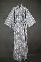 Cool Traditional Japanese Male Kimono Men S Robe Yukata 100 Cotton Men S Bath Robe Kimono
