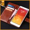 Luxury Flip Leather Case For Xiaomi Mi4 Case Phone Case Xiaomi Mi 4 Hight Quality Cell
