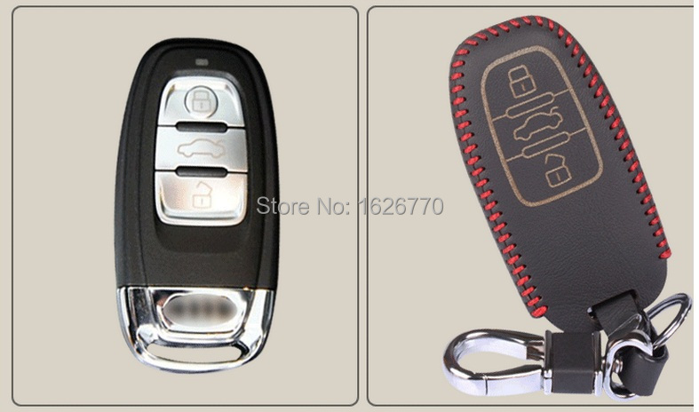 Hand-stitched-Genuine-Leather-Car-Key-Fob-Cover-Key-case-wallet-exclusive-for-A4-A5-Q5 (2).jpg