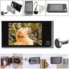 3.5inch Digital 120 Door Peephole Peep Hole Video Doorbell Viewer Camera Monitor