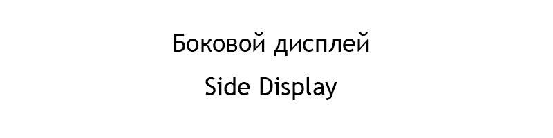 side display