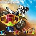 2017 Nova 100% Cor Motocross Googles Óculos De Corrida de Moto À Prova de Vento À Prova de Poeira Óculos Óculos de proteção