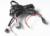 Universal 1 a 1 Mazo de cables del Relé Kit 3 M Para la Luz Led barra de Trabajo Lámparas Con Interruptor On/off 12 V 40A Luces de Conducción Campo A Través SUV