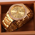 Reloj de cuarzo de Moda Unisex Horas Reloj Mujeres de Los Hombres Reloj de Acero Inoxidable Relojes Mujer Relogio Feminino Montre Femme A20-1