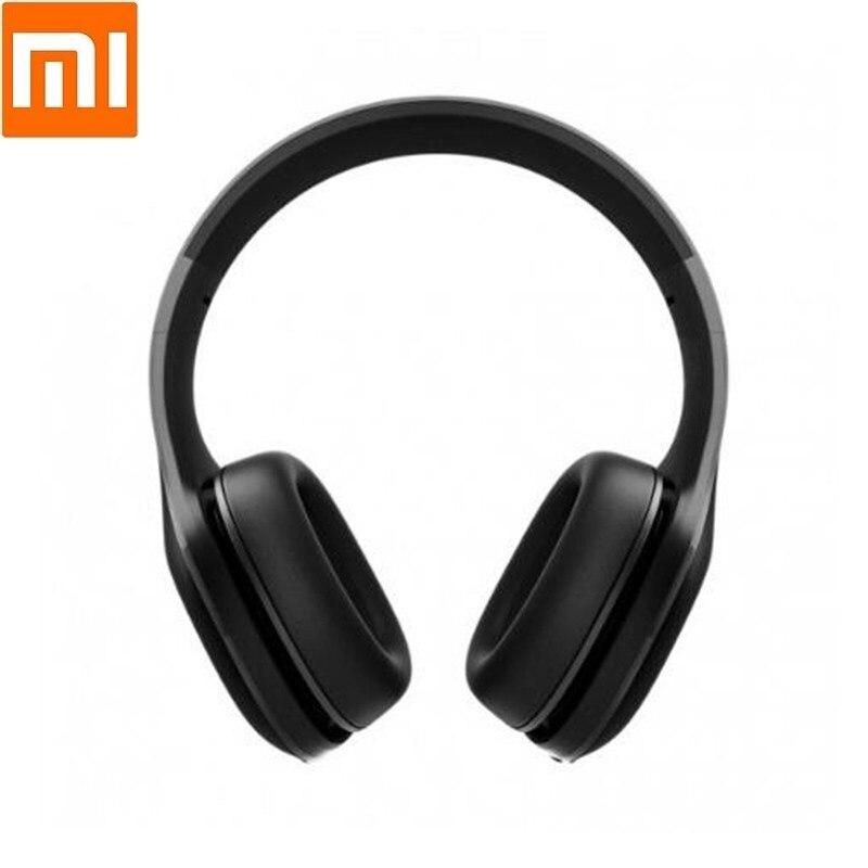 Xiao mi mi Bluetooth Sans Fil Casque 4.1 Version Bluetooth Écouteurs aptX 40mm Dyna mi c PU Casque Pour Mobile téléphone