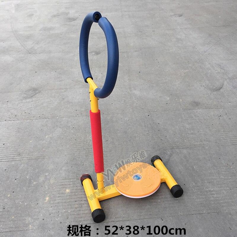 Équipement de conditionnement physique de ménage d'enfants, équipement d'exercice extérieur/d'intérieur d'enfants