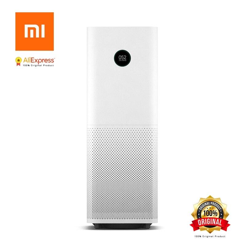 Xiaomi оригинальный Воздухоочистители Pro интеллектуальная OLED Экран Беспроводной смартфон приложение Управление бытовой Приспособления cadr