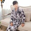 Inverno flanela camisola pijama define Plus Size confortável quente de treino solto engrosse Mink Cashmere