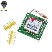 Wavgat mini gprs módulo gsm sim900a placa módulo de extensão sem fio antena testado em todo o mundo loja para sim800l a6 a7 sim800c