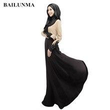 Chiffon women dubai abaya gown robe musulmane hijab dress moroccan dresses vestido longo festa indonesia clothing