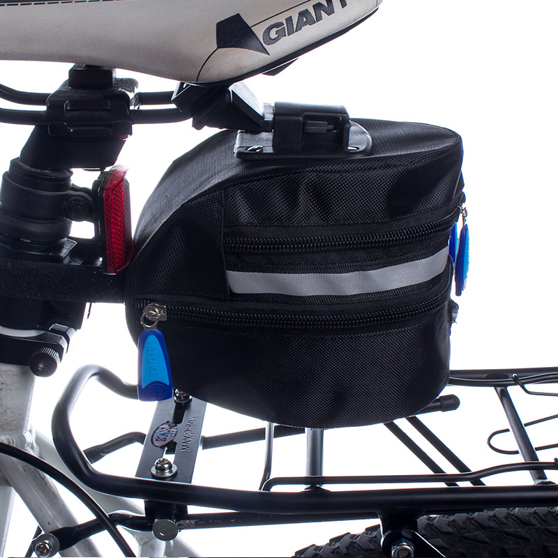 New Mountain bike font b Saddle b font font b bag b font font b Bicycle