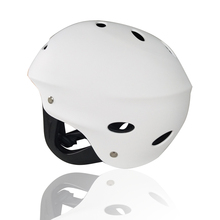 цена на Sports H-8800 Helmet White/Yellow/Red/Blake color Full Cut Helmets Skiing/Skating Helmets Water Sports Helmet
