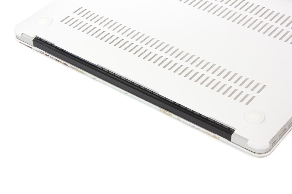 EGYAL Marble Matte Hard Case for MacBook 39