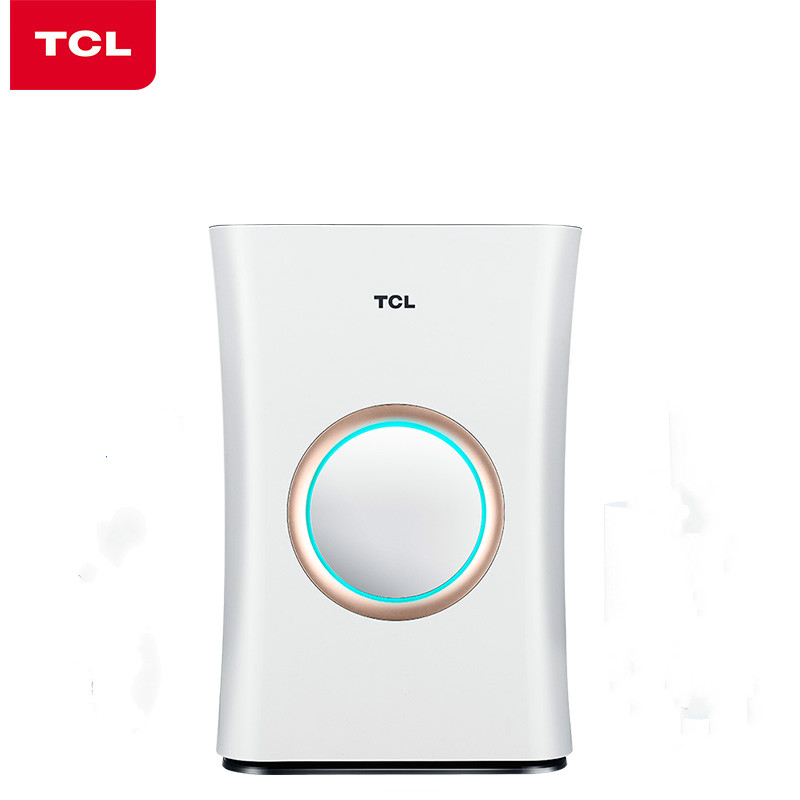 TCL Air Purifier Household Humidifier Mute Oxygen Bar Negative Ion Air Cleaner Removal of Formaldehyde Fog Haze Secondhand Smoke high quality portable air purifier usb household car use negative ion smoke removal dusting function air cleaner office use