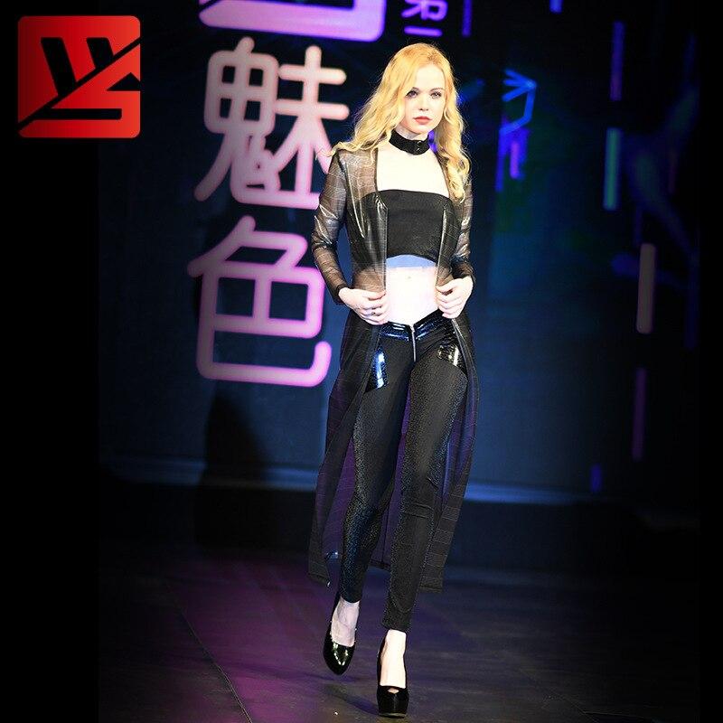 Femmes printemps nouveau Sexy taille basse PU cuir pantalon noir Leggings femme Skinny 3D imprimé crayon pantalon élastique Club pantalon