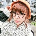 El más nuevo Estilo de la Superestrella de Diseñador Retro Fresca Pequeña Montura de Gafas de Marco Hombres Mujeres Gafas Ópticas Gafas de Equipo