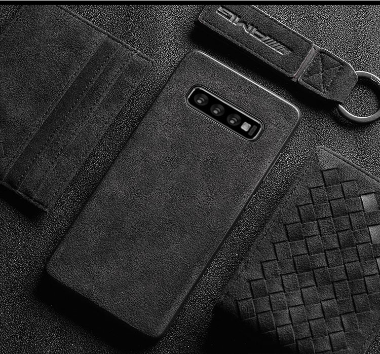 Alcantara phone case for Samsung galaxy S10