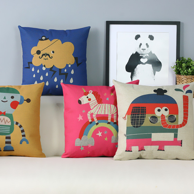 Children's Decorative Pillows