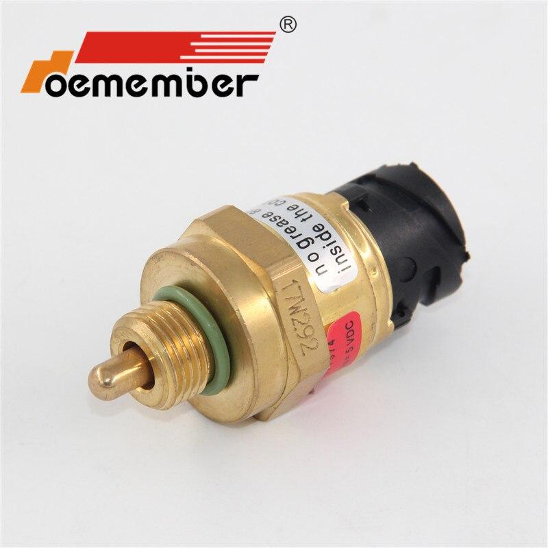1077574 Oil Pressure Sensor Switch For Volvo D12 D16 D7 D10 D9 Trucks FH FM NH FL VN VNL 1999 2000 2001 2002 2003 2004 20051077574 Oil Pressure Sensor Switch For Volvo D12 D16 D7 D10 D9 Trucks FH FM NH FL VN VNL 1999 2000 2001 2002 2003 2004 2005