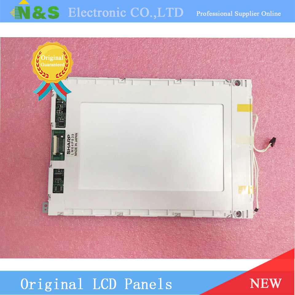 """Free shipping NEW 9/""""  800*480 LCD Panel Screen NL8048BC24-09D For Industrial"""