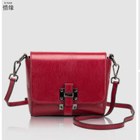 XIYUAN BRAND High Quality Cheapest Real Genuine Leather Shoulder Bag Women Messenger Bags Cross Body Shoulder