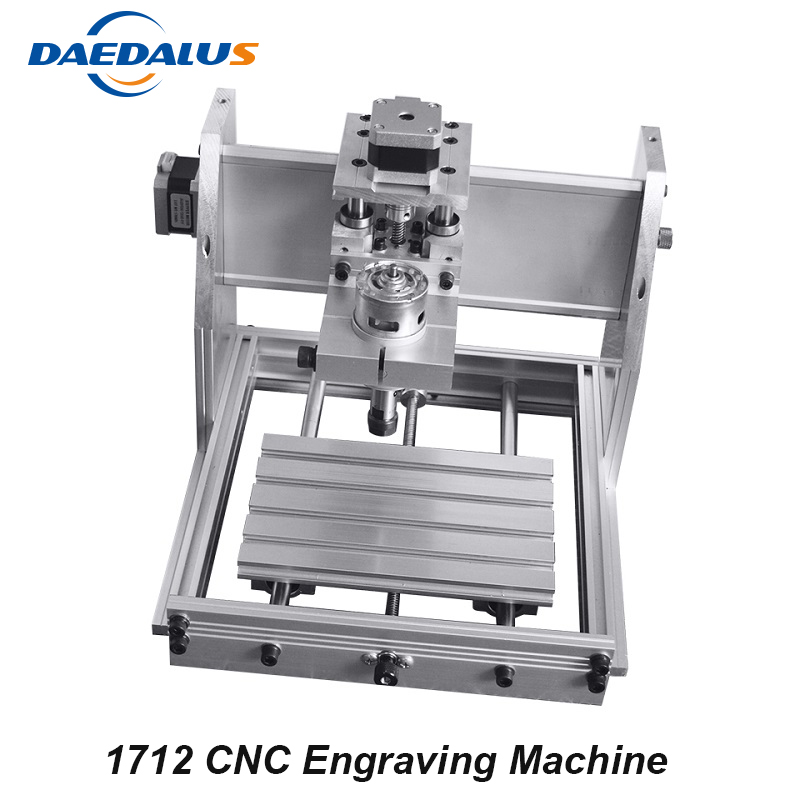 CNC Engraver 1712 Engraving Machine Wood Router Carver Engraver Mini Milling Machine With GRBL Control ER11 Collet Spindle Motor cnc engraver machine 3018 pcb milling wood router diy machine grbl control wood carving engraver with er11 spindle motor