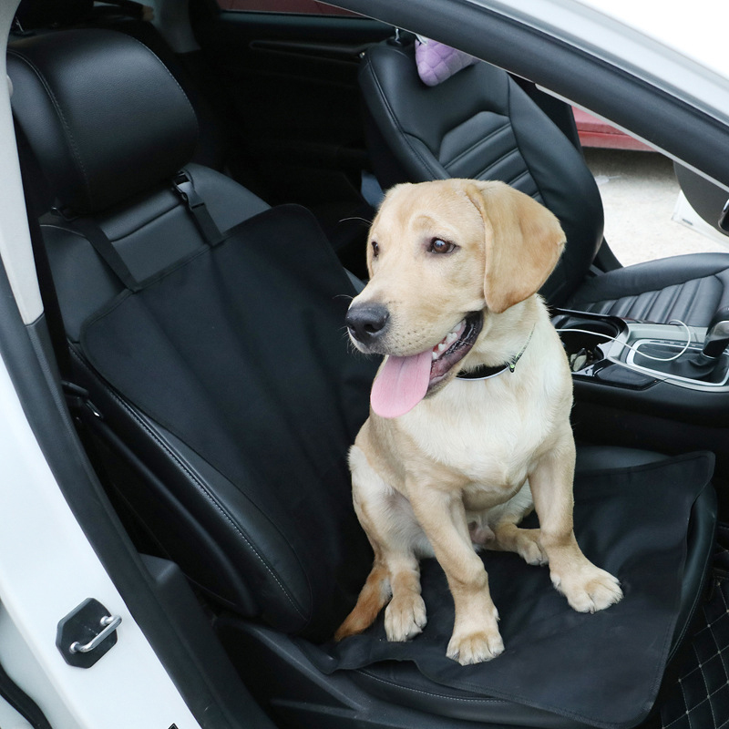 New Pet Car Seat Covers For Big Dog Waterproof Prevent Scratching Interior Travel Accessories
