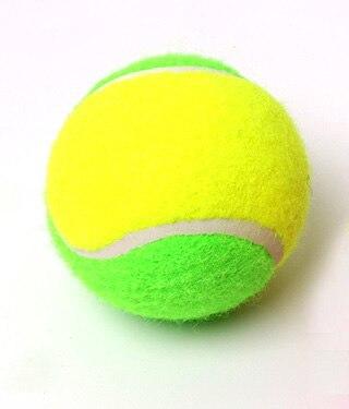 3pcs Pack Colorful Tennis Balls Training Tennis Ball 63 66mm Dia