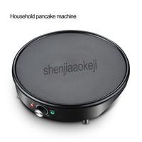 220v Electric Crepe Maker Pizza Pancake Machine Non stick Griddle baking pan Household pancake machines kitchen cooking tools