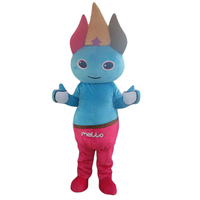 Hot selling cartoon doll for the little boy Mascot Costumes different holiday party for Halloween party