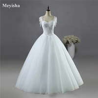9010 Sequins Strapless White Ivory Sweetheart Bridal Wedding Dress Formal Gown Free Shipping Size 2 26W