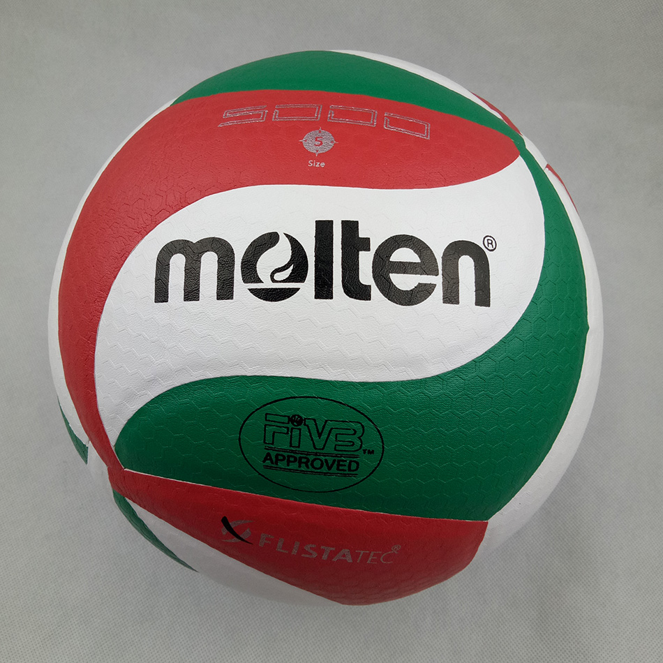 Molten V5M5000 Official Game Size Weight Outdoor Indoor Training ... 37d0a22e643fa