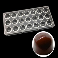 Mah Jongg Pastry Tools Polycarbonate Chocolate Mold Bakeware Pan Chocolate Candy Jelly Cake Decoration Baking All