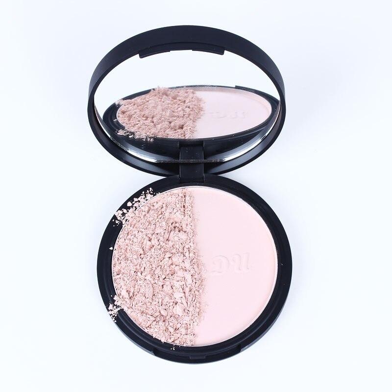 The New Concealer Powder Set Makeup Repair Capacity Cream Face Makeup Front Milk Repair Capacity Make Up Powder Shimmer Matte