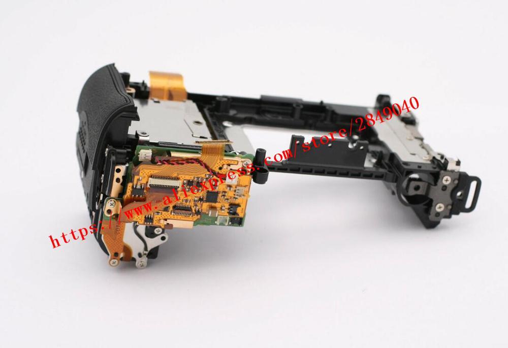 NUOVO PER Canon PER EOS 7D2 7D II 7D Mark II Piatto Principale W/lettore di Schede CF scheda di Memoria della copertura DC/DC Bordo