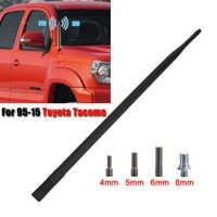 Antenne de voiture Antenne Radio FM AM mât d'antenne pour Toyota Tacoma 1995-2015 amplificateur de Signal Booster Antenne 13 pouces WISENGEAR/