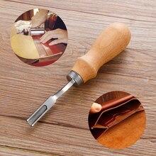 1 шт., французский стиль, кожаный край, кромка, обрезка, кожа, сделай сам, ручной работы, инструмент для пошива, режущее оборудование
