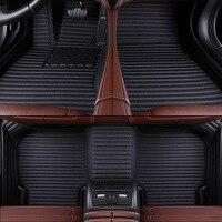 Car floor mats For lexus lx570 ct200h gs300 is 250 gs350 rx 350 nx 270/350/450H 250/350/300h 460h/400 570 leather carpet