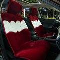 Автомобиль охватывает искусственный мех универсальный автомобилей чехлы fundas sportage Ceed Рио Qdshqai Cerato Sorento Picanto Quoris Mohave Души