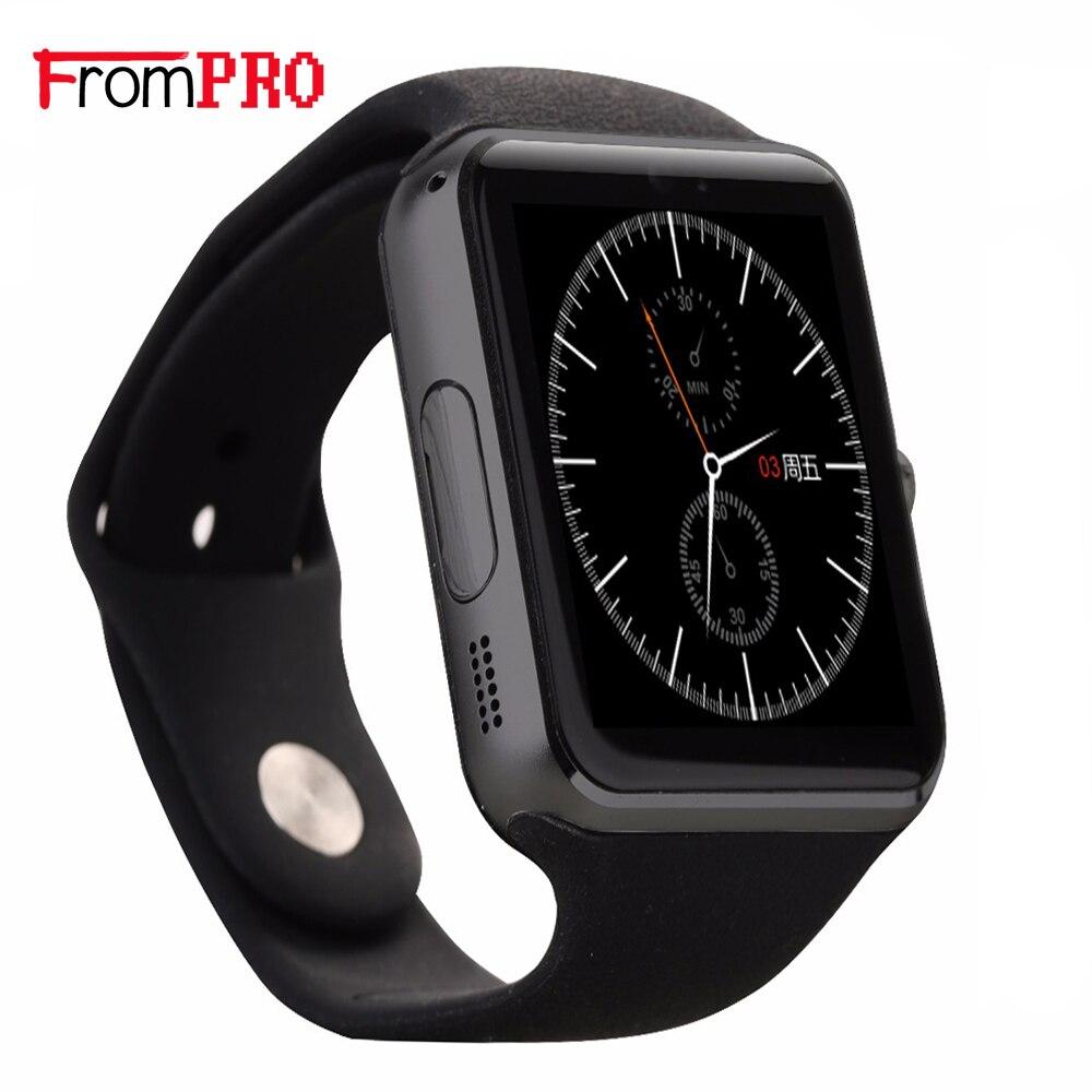 516c007532e Relógio inteligente Q7S PLus relógio do esporte do bluetooth Apoio Cartão  Sim whatsapp fackbook Conectividade Q7P Smartwatch Telefone Android Russa  em ...