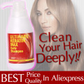 Christmas gifts THE NEW 500ml  deep clear hair shampoo Brazilian treatment  keratin purifying Shampoo