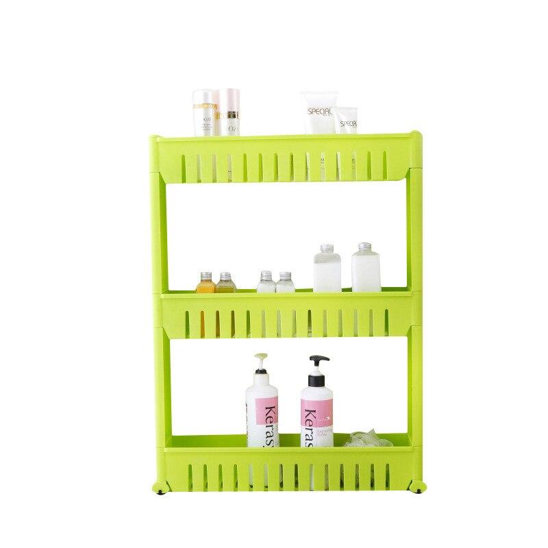 Household Decot Retractable Storage Rack Broadened Wardrobe Multi-purpose Kitchen Cabinet Shelf