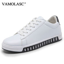 VAMOLASC New Men Sport Running Shoes Breathable PU Sneakers Comfortable Outdoor Walking Shoes Cushioning Athletic Shoes