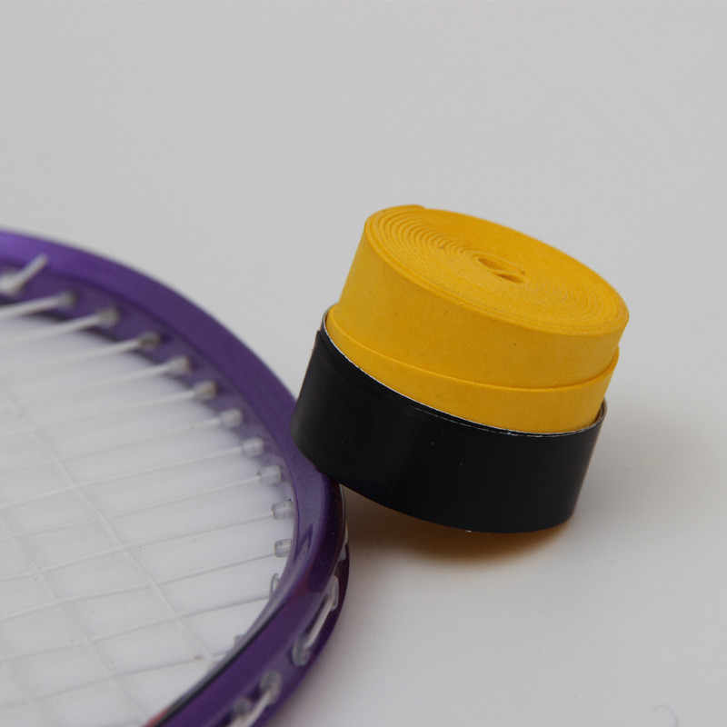 Anti-slip Sport Fishing Rods Over Grip Sweat band Tennis Over grips Tape Badminton Racket Grips Sweatband