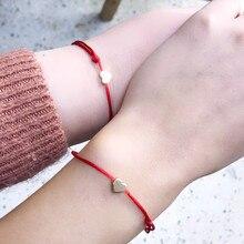 Homemade Heart Bracelet for Women